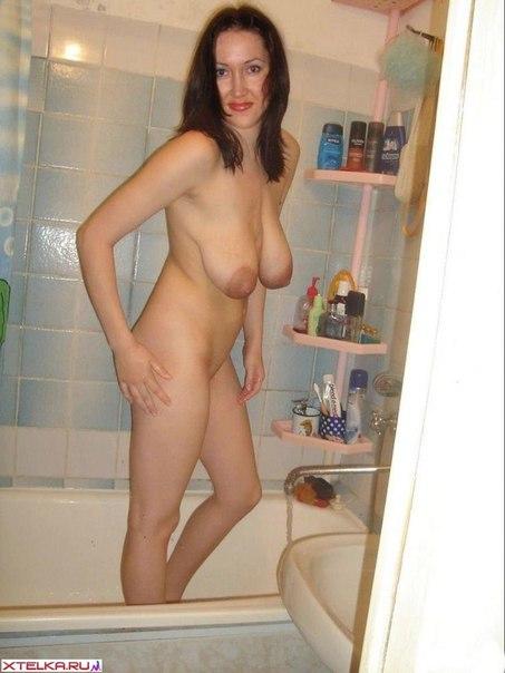 Сборник голых девушек с большими сиськами и в нижнем белье